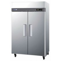 Turbo Air M3R47-2 -N M3 Series  Solid Door Stainless Steel Reach-In Refrigerator 52