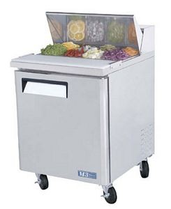Turbo Air MST-28 8 cu. ft M3 Series Sandwich/Salad Unit
