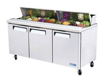 Turbo Air MST-72 19 cu. ft. M3 Series Sandwich/Salad Unit