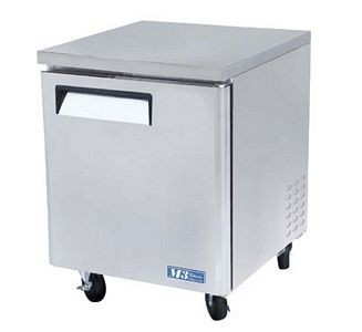 Turbo Air MUF-28-N M3 Series One-Section Undercounter Freezer 28