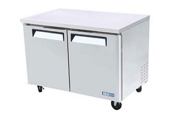 Turbo Air MUF-48 Reach-In Undercounter Freezer