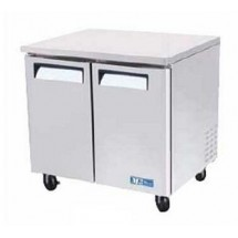 Turbo Air MUR-36 Reach-In Undercounter Refrigerator
