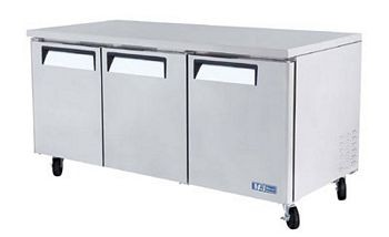 Turbo Air MUR-72 Reach-In Undercounter Refrigerator