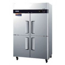 Turbo Air PRO-50-4F-N Premier Pro Solid Half Door Reach-In Freezer