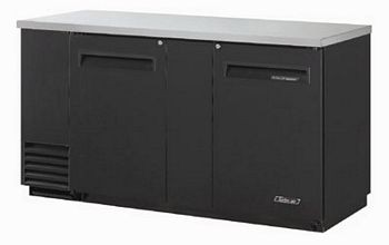Turbo Air TBB-3SB 69.1'' Two-Section Back Bar Cooler