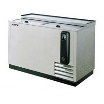 Turbo Air TBC-65SD-N6 Super Deluxe Stainless Steel Bottle Cooler 65