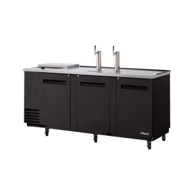 Turbo Air TCB-4SB 90''L Club Top Beer Dispenser