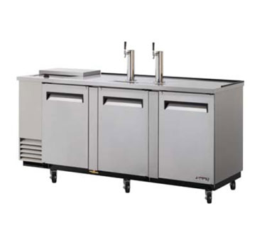 Turbo Air TCB-4SD 90''L Club Top Beer Dispenser
