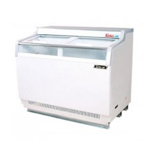 Turbo Air TGF- 9F Ice Cream Merchandising Case - 8.5 Cu Ft.