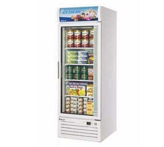 Turbo Air TGF-23F One-Section Freezer Merchandiser