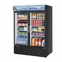 Turbo Air TGM-50RS Two-Section 50 CU. FT. Refrigerated Merchandiser
