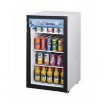 Turbo Air TGM-5R-N6 Countertop Display Refrigerator with Swing Door