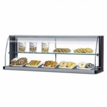 Turbo Air TOMD-40-H White Top Display Dry Case-High model For Open Display Merchandiser TOM-40S/L
