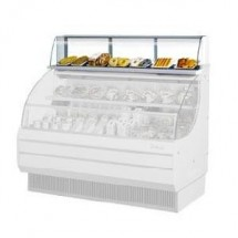 Turbo Air TOMD-40-L Top Display Dry Case-Low Model For Open Display Merchandiser TOM-40S/L