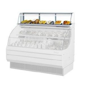 Turbo Air TOMD-40L Top Display Dry Case-Low Model For Open Display Merchandiser TOM-40S/L