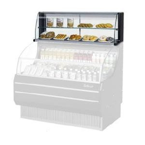 Turbo Air TOMD-50-H Top Display Dry Case-High Model For Open Display Merchandiser TOM-50S/L