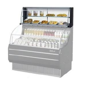 Turbo Air TOMD-50-HB Top Display Dry Case-High Model For Open Display Merchandiser TOM-50S/L