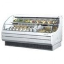 Turbo Air TOMD-75L Top Display Dry Case-Low Model For Open Display Merchandiser TOM-75