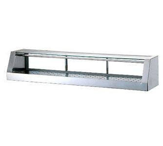 Turbo Air TSSC-4 Remote Sushi Display Case 48''