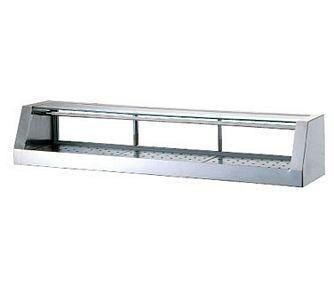 Turbo Air TSSC-6 Remote Sushi Display Case 72''