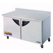 Turbo Air TWF-60SD-N Super Deluxe 2 Door  Worktop Freezer 60
