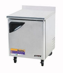Turbo Air TWR-28SD-N Super Deluxe 1 Section Worktop Refrigerator 27