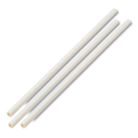 Unwrapped Paper Straws, 7 3/4