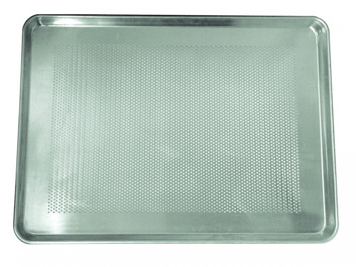 Update International ABNP-100PF Full Size Perforated Aluminum Bun Pan 18