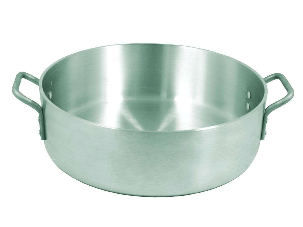 Update International ABR-24HD Heavy Weight Aluminum Brazier 24 Qt.
