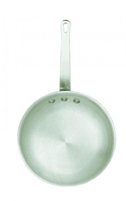 Update International AFP-08 Natural Finish Aluminum Fry Pan 8