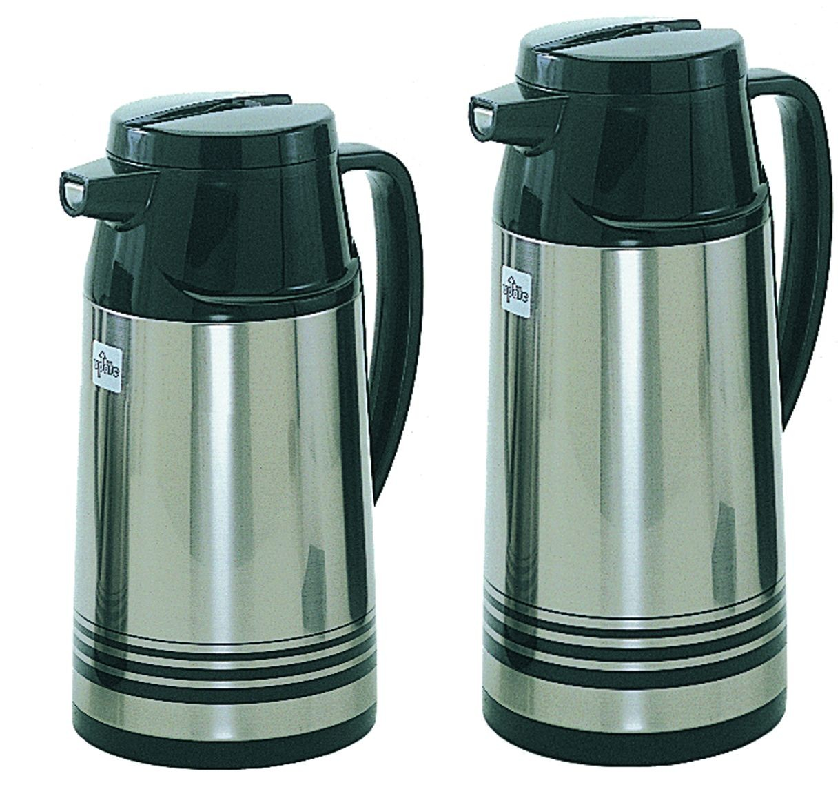 Update International AIS-100-SF Vacuum Insulated Click Pour Carafe 33 Oz.