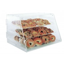 Update-International-APB-2117-Acrylic-3-Tray-Pastry-Display