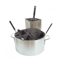Update International APSA-POT Aluminum Pasta Cooker Pot Only 20 Qt.