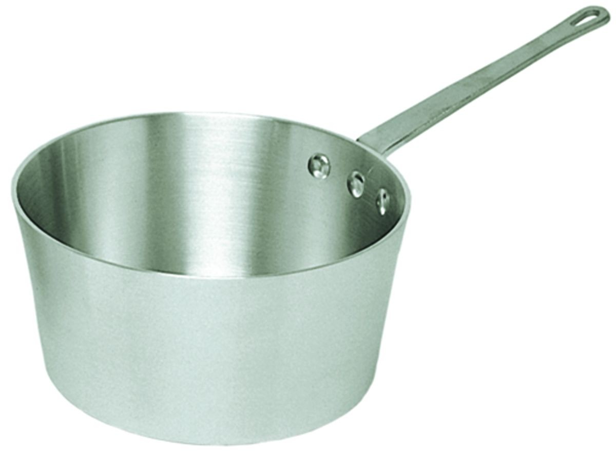 Update International ASP-3 Aluminum Sauce Pan 3-3/4 Qt.
