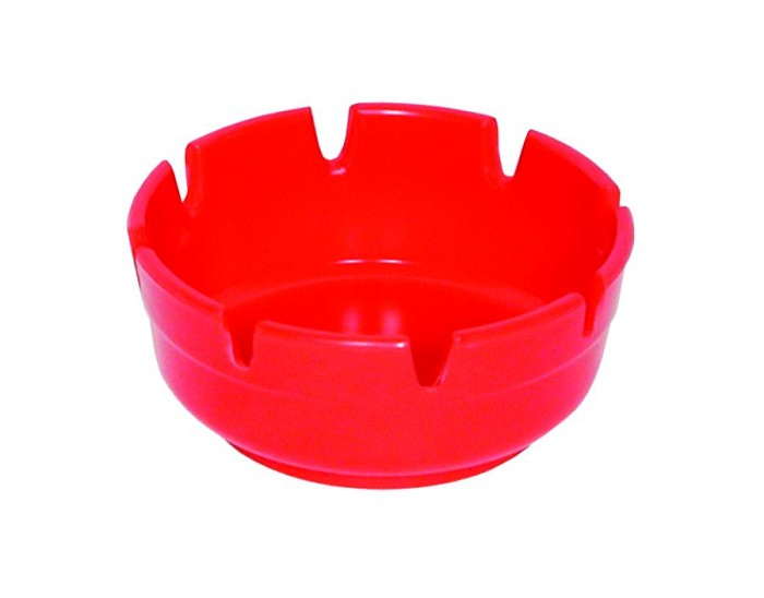 Update International AST-4RD Red Bakelite Ash Tray