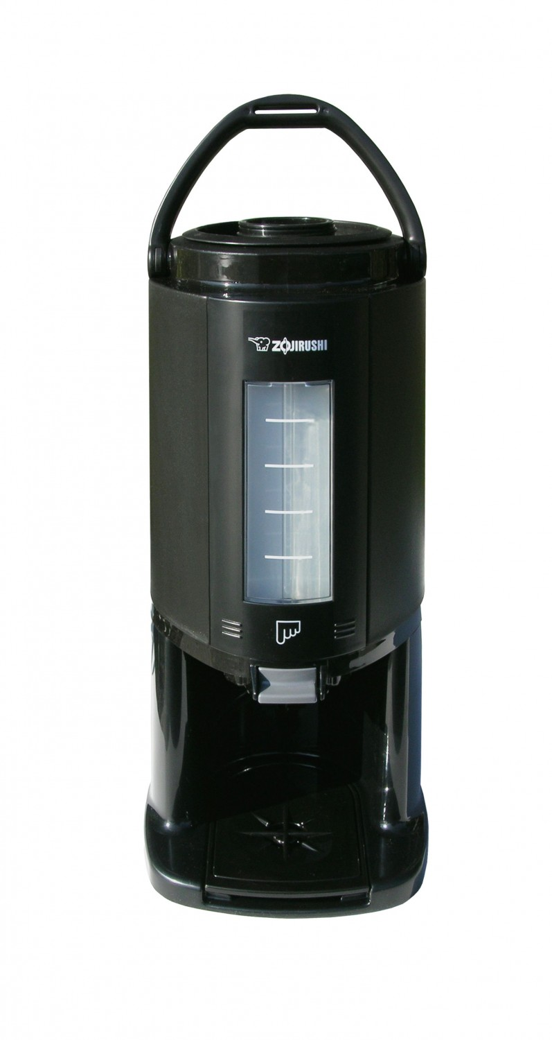 Update International AY-AE25 2.5 Liter Thermal Beverage Dispenser with Detachable Serving Base