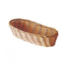 Update International BB-94 Rattan Cracker Bread Baskets