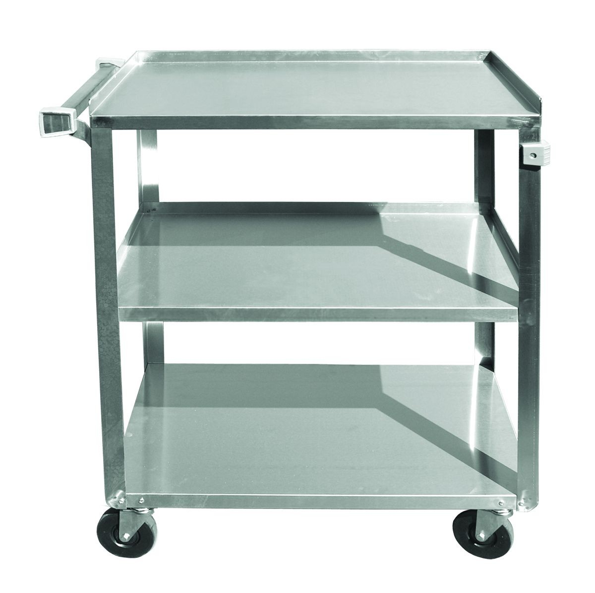 Update International BC-2415SS Stainless Steel Bus Cart