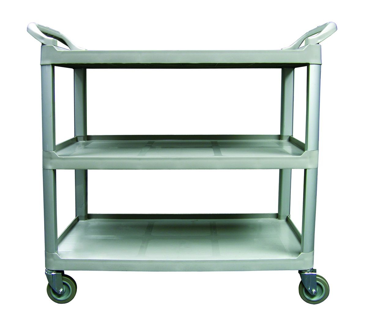 Update International BC-3520GZ Grey Bus Cart 40