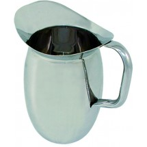 Update International BP-3 Stainless Steel  3 Qt. Bell Pitcher