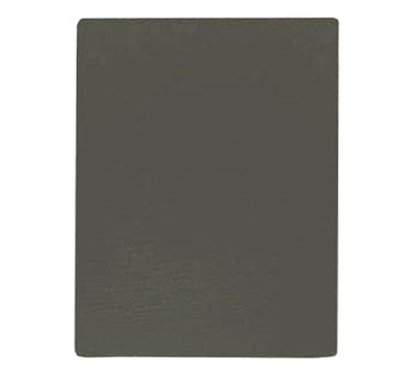"Update International CBBR-1520 Brown Plastic Cutting Board 15"" x 20"""