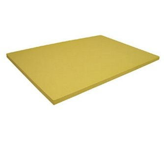 "Update International CBR-1520 Rubber Cutting Board 15"" x 20"""