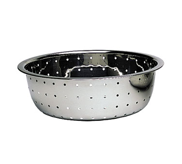 Update International CCOL-11L Stainless Steel Chinese Colander 5.4 Qt.