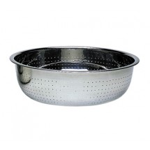 Update International CCOL-15L Stainless Steel Chinese Colander 12.7 Qt.