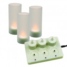 Update-International-CDL-6S-Rechargeable-LED-Candle-Set-6-Pack