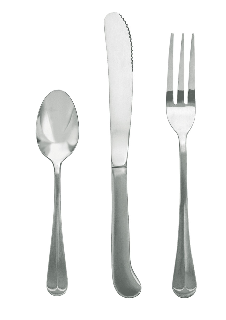 Update International CH-96H Chelsea Heavyweight Salad Fork