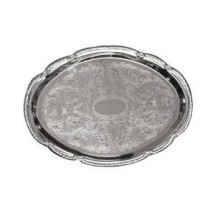 Update International CT-1510V Chrome Plated  Oval 15