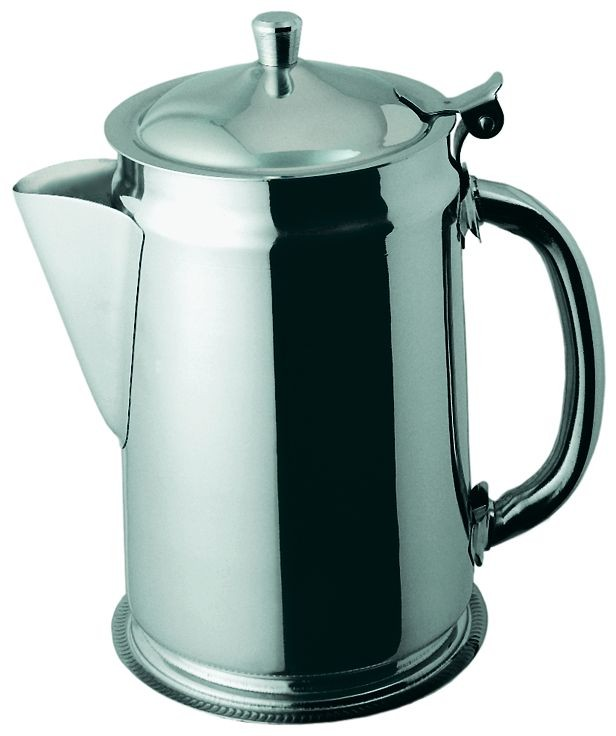 Update International DBS-64 Deluxe Stainless Steel Beverage Server 64 oz.