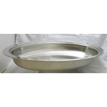 Update International DC-3FP Oval Chafer Food Pan 6 Qt. for DC-3