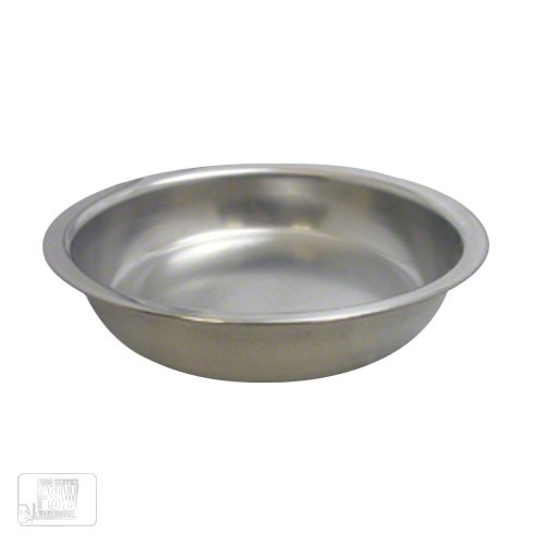 Update International DC-4FP Round Chafer Food Pan for DC-4